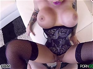 Christy Mack is flawless and does what ever you want