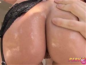 PervCity Brandy Aniston steamy mummy assfuck