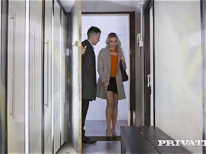 Private.com - Mia Malkova fucks in the cave