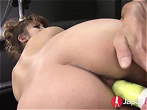 japanese bondage spraying