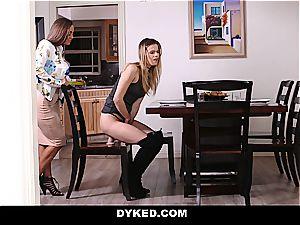 Spoiled nubile Jillian Janson is trained some discipline