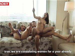 first-ever time hookup on tape for youthful nubile with porn industry stars