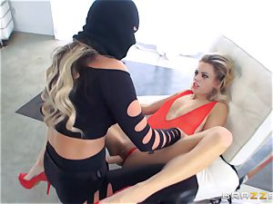 mistress Phoenix Marie gets her mitts on Blake Eden