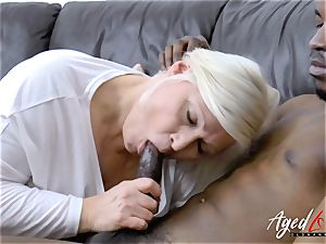 AgedLovE Mature Lacey Starr gonzo dt