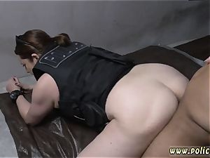 yankee white chick lubricated up Purse Snatcher Learns A Lesplayfellow s sonny