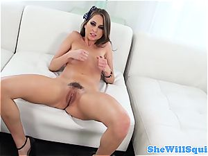 Riley Reid and Maddy O'Reilly are sated well enough to dump