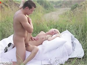 Victoria Puppy - nude beauty in nature
