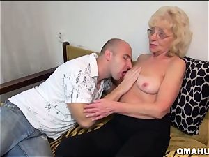 Lusty Mature breezy screwed by a super-naughty dude