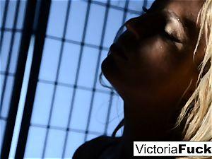 Victoria milky luvs to showcase off