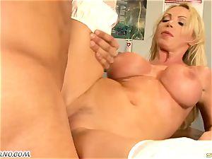 Nurse Nikki curing priapism