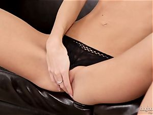 Striptease with kinky sweeties Tina Kay and Evelyn Neill