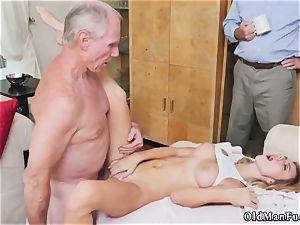 Japan old dude Molly Earns Her Keep