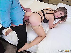 yummy anal invasion smash for the kind stewardess Lena Paul