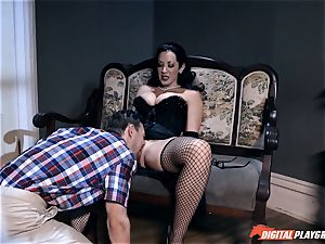 Evil games mansion twat joys - Jayden Jaymes
