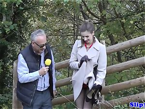 wanking euro nubile fucked by grandfather