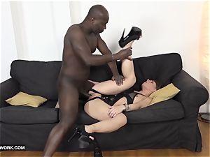 cougar fucked ebony manhood xxx interracial assfuck fuckfest