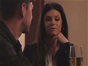 The Game part two with milf brunette India Summers