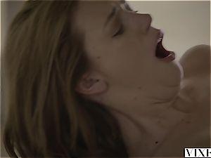 VIXEN fashion Model Blake Edens heavy intercourse Session