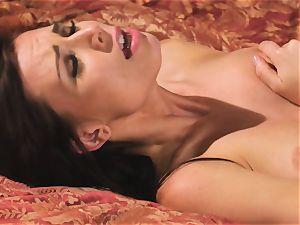 The Getaway Pt 1 with steamy girlfriend Aidra Fox