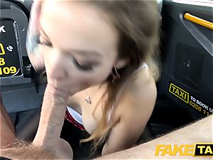 faux taxi puny Kylie Nymphette twat poked