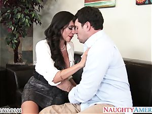 Ariella Ferrera - poke me or I'll tell your wife everything about you