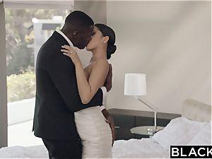 BLACKED killer Model Sophia Leone Gets very first big black cock
