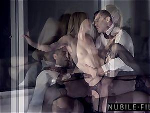 NubileFilms- Blake Edens Secret Affair With chief S21:E4