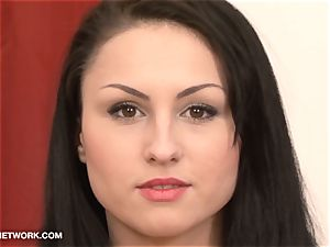 fake casting compilation multiracial oral job slit point of view