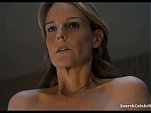 Heavenly Helen Hunt has a shaven twat for viewing
