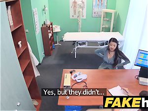 fake polyclinic spunk-pump hungry oriental French gal