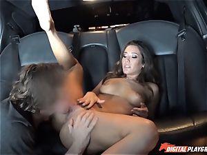 Eva Lovia picks up dudes off the street to shag