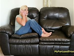 Ms Paris and Her unexperienced Theater